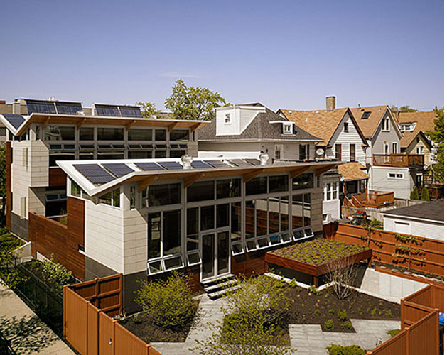 Zero net energy mckay landscape architects for Zero net energy home